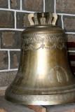 Campana en el Interior de la Iglesia Catolica