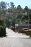 Arco de Ingreso y Bienvenida a la Cabecera