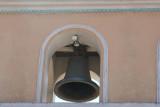 Detalle del Campanario de la Iglesia Catolica