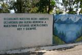 Murales de Concientizacion Ecologica