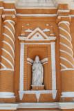 Detalle de la Decoracion de la Iglesia