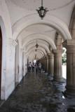 Pasillo del Palacio de los Capitanes