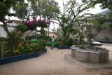 Parque Frente a la Municipalidad