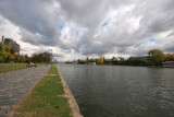 El Rio Main es Vital Para el Transporte