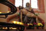 Imagenes en el Interior de la Catedral