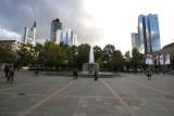 Vista Panoramica del Centro de la Ciudad