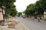 Carretera que Atraviesa la Ciudad