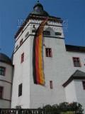 Fortress Marienberg in Würzburg (Wuerzburg), Bavaria, Germany,