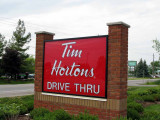 TIM HORTONS SIGNS