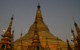 Full Moon at Schwedagon