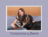 Catherine & Boris