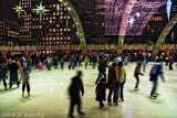 Nathan Phillips Square - Ice Skating