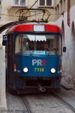 #22 Tram (Lesser Town, Prague)
