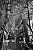 Arches of BCE Place , Toronto BW
