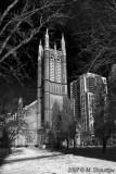 Metropolitan United Church #2 , Toronto BW