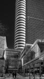 Eaton's Centre Tower , Toronto BW