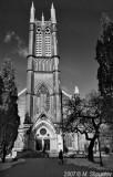 Metropolitan United Church #1 , Toronto BW