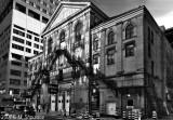 Massey Hall , Toronto BW