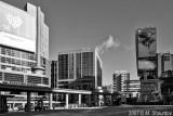Yonge - Dundas Square , Toronto BW