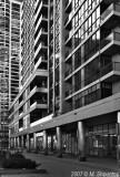 Balconies , Toronto BW