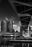 Water Under Bridge , Toronto BW