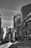 Donw Yonge Street - Toronto BW