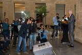 Minister Plasterk en de pers