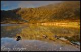 Sunrise over Llyn y Foel