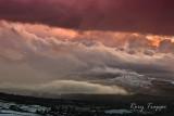 Storm over Trawsfynydd