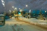 Blaenau mid winter