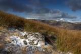 Snowdon range in the distance.