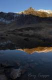 Reflection at Cwm Idwal