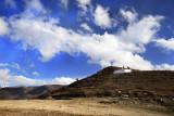 Mountain-top temple