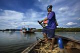 Boatman, Krabi (Thailand)