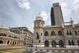 Old buildings of Kuala Lumpur