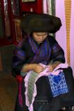 Ethnic minority girl, Guilin