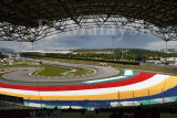 View from K1 Grandstand