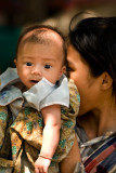 Baby, Laos border town