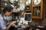 Clock repairer, Malacca