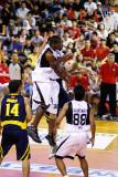 Jamal Brown and Chris Kuete defending (3782)