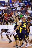 Chris Kuete fouled (4146)