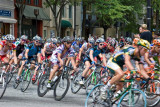 USA Cycling Race in Greenville SC