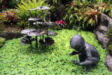 Sculpture, Singapore Botanic Gardens (Aug 05)