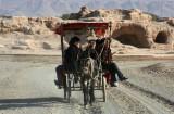 Donkey-Cart Ride To Gaochang Ancient City (Oct 07)