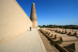Ermin Minaret, Turpan (Oct 07)