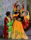 Dance Performance, Turpan (Oct 07)