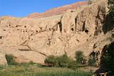 Tuyugou Thousand-Buddha Grottoes (Oct 07)