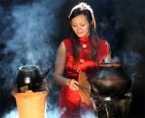 Cooking Herbal Soup (18 Nov 07)
