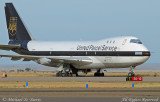 United Parcel Service - UPS Boeing 747-123(SF) (N675UP)