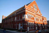 The Historic Ryman Auditorium